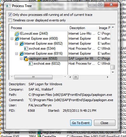 Case of the SAP 'Do you want to open or save tx sapssd?' on