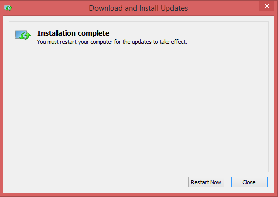 Case of the KB2919355 Installation Failure (Windows 8 1