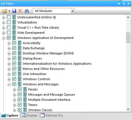 Case of the Full Screen App Hidden by The Taskbar