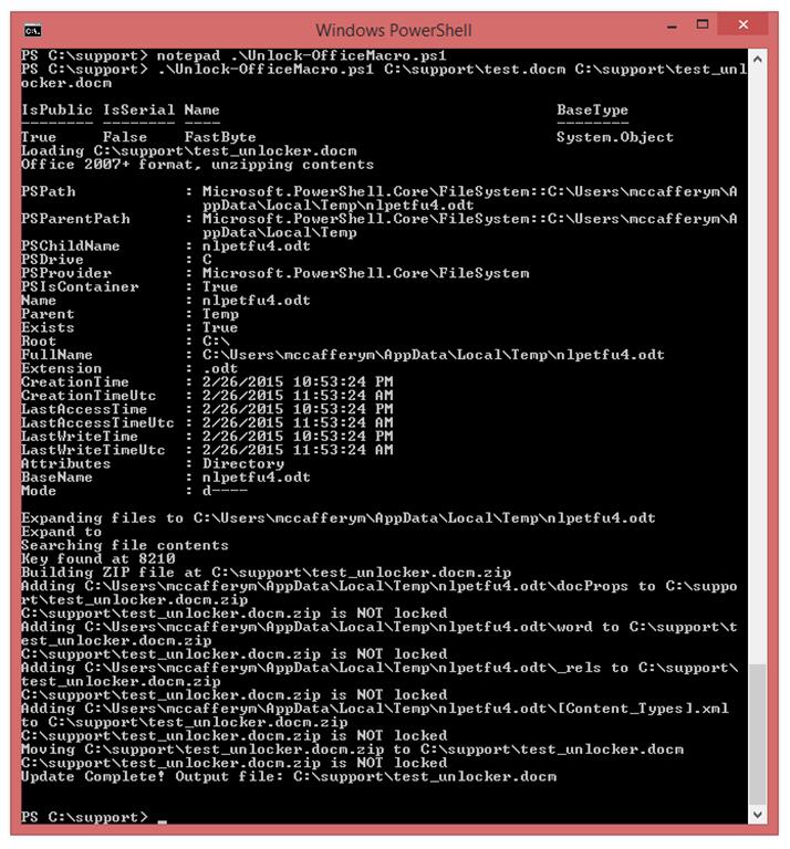 Excel worksheet password remover free